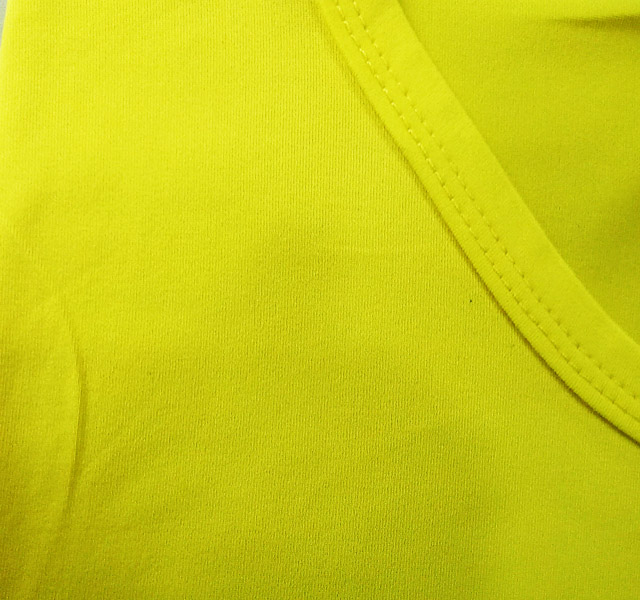 柔软莫代尔圆领T恤