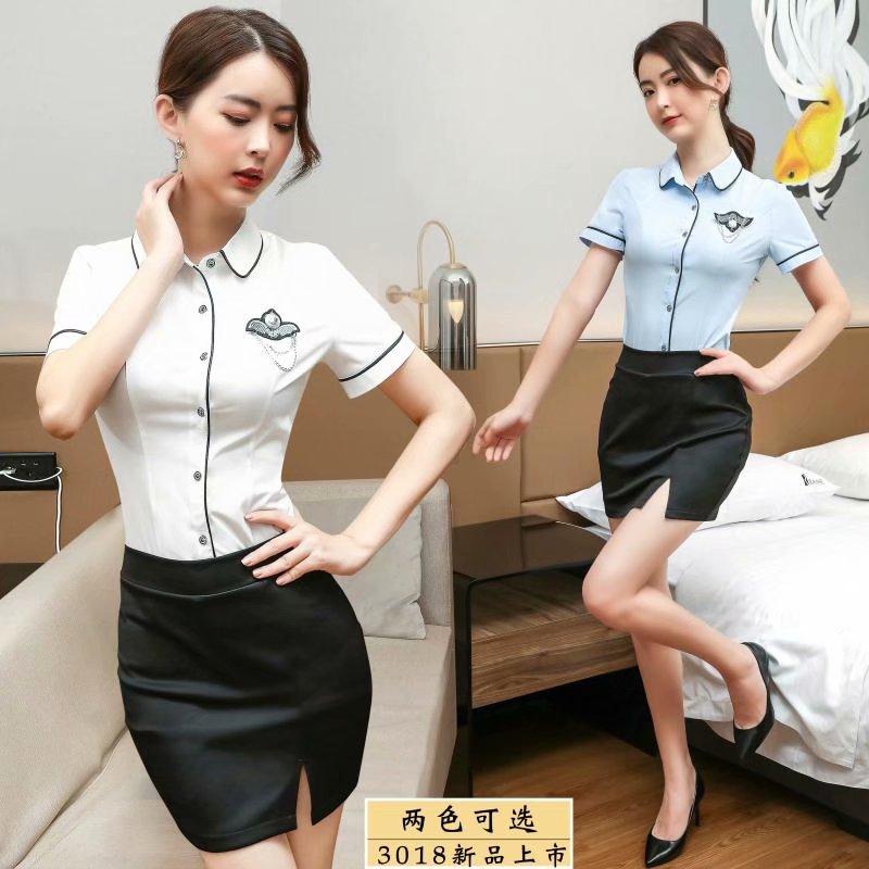 护士服制服美容师护士服长袖