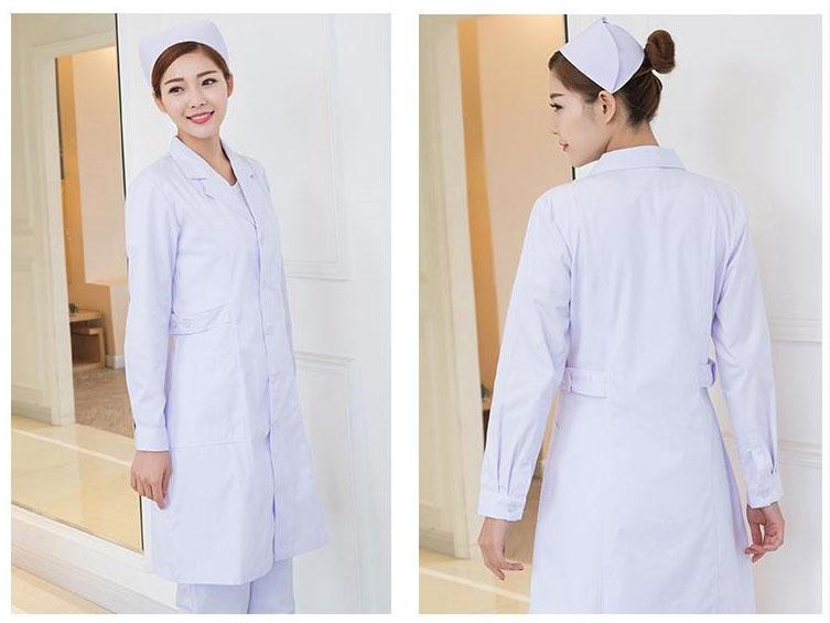 白色护士服制服美容师护士服