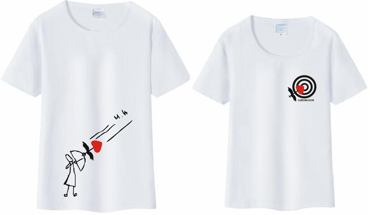 情侣T恤图2