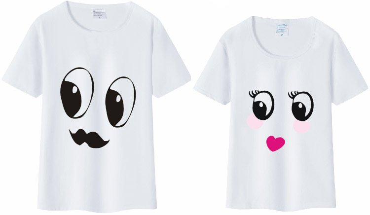情侣T恤图3