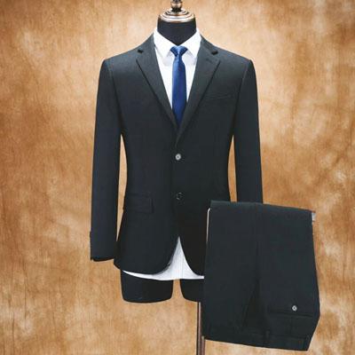 高档西服男装定制工作服款式图片