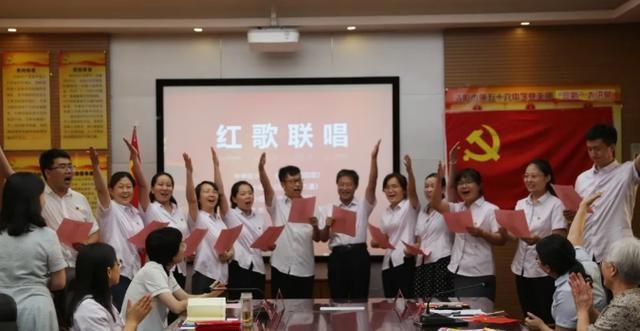 七一建党100周年庆文化衫T恤活动马甲定制款式图6