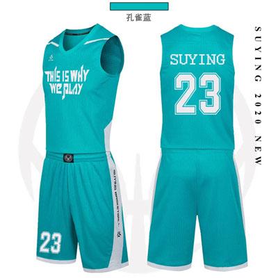 新赛季篮球服打篮球衣服印字号码图