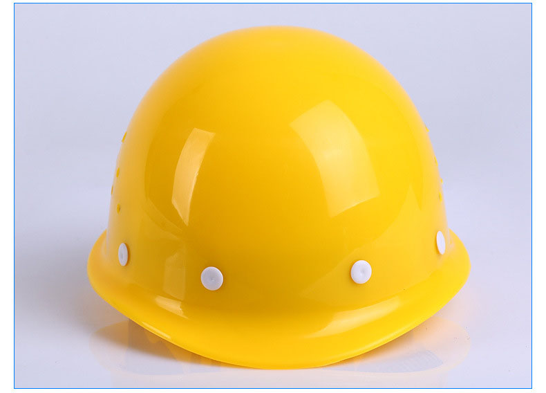 玻璃钢安全帽工程施工安全帽款式图3