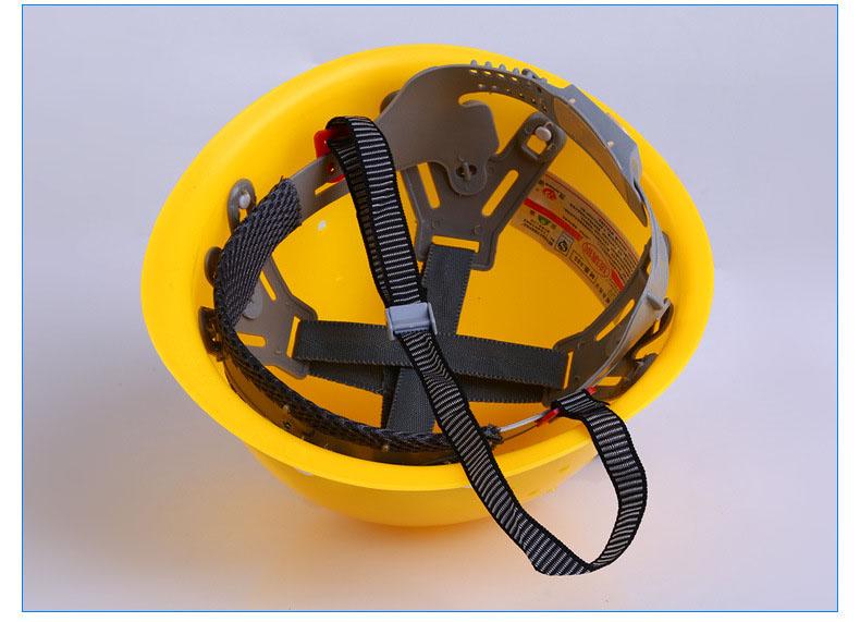玻璃钢安全帽工程建筑工地施工安全帽款式图6