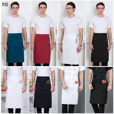 厨师围裙图片大全围裙印字