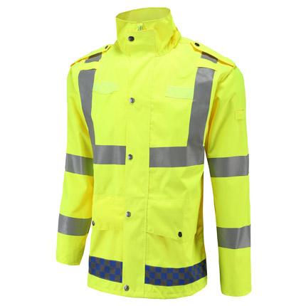 反光雨衣执勤服反光工作服定制
