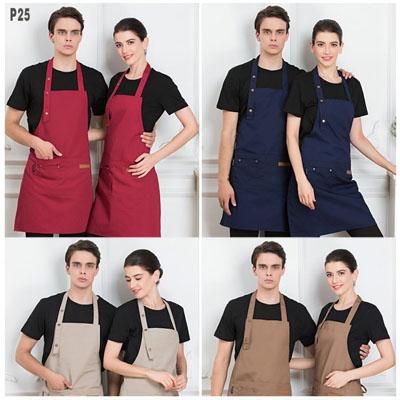 服务员围裙工作围裙定制