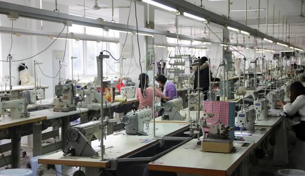 桂平木乐工业园制衣厂款式图
