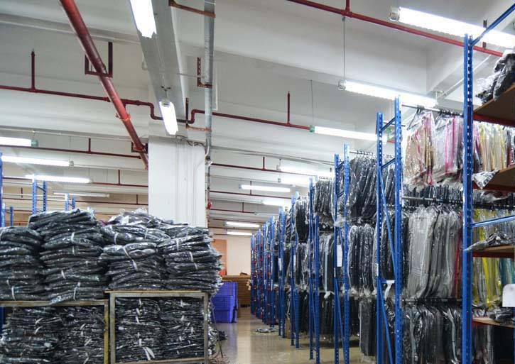 来宾市河南工业园有几个制衣厂款式图