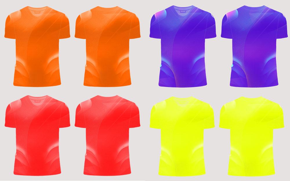 马拉松T恤背心参赛服定制款式图4
