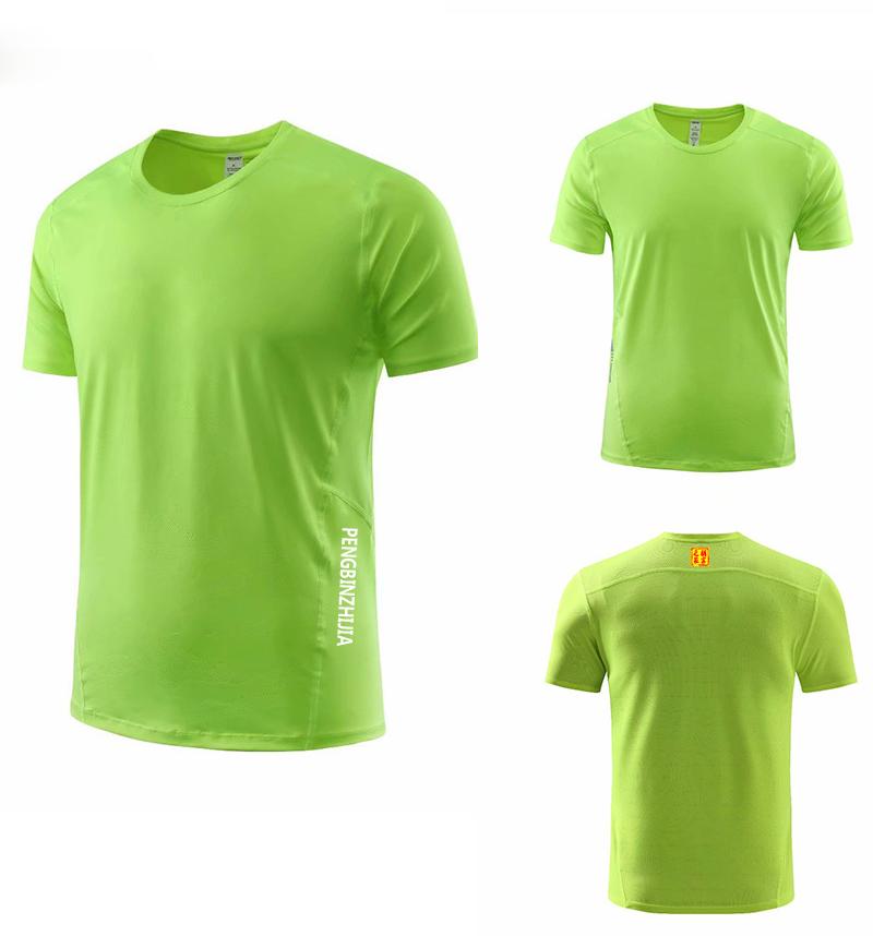 马拉松T恤背心参赛服定制款式图3