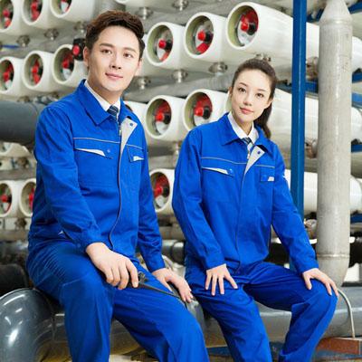 钢材纸业厂工人工作服装定做