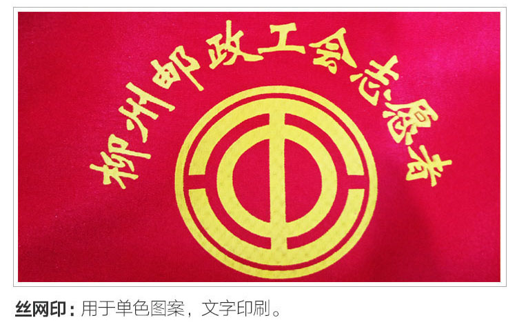 三月三志愿者服务队马甲印字定制款式图5