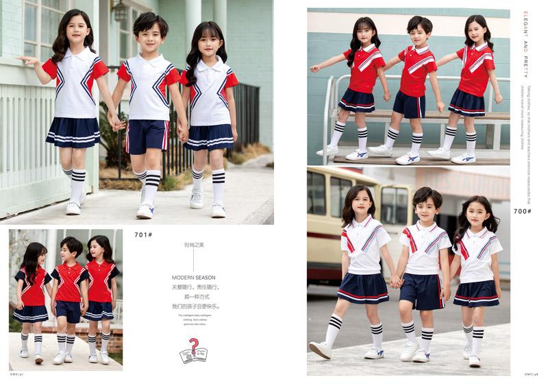 班服西装班服衬衫款式大全款式图9