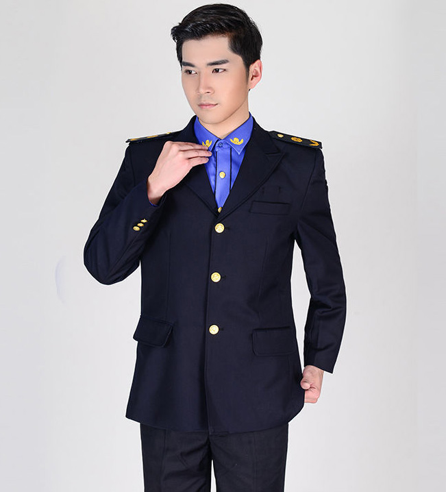海事工作人员制式服装款式定制款式图5