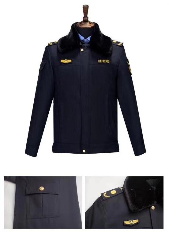 行政执法服装城管乡政府制服定制款式图1