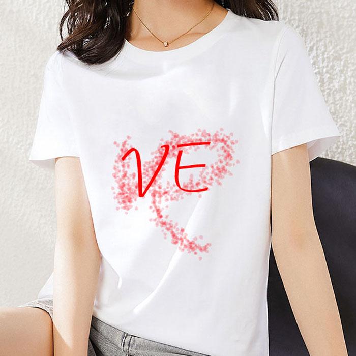 新疆棉T恤个性休闲装纯棉衣服半袖T恤