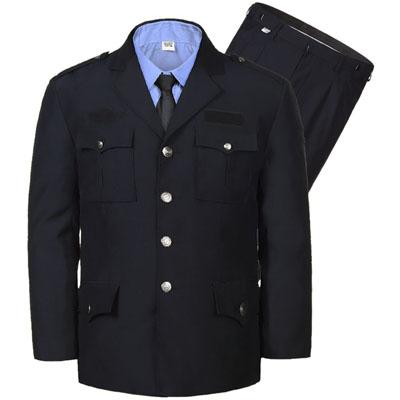 秩序服保安服学校物业门卫安保服