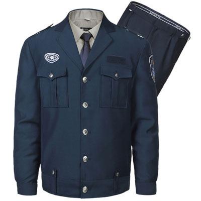 秩序服保安服停车场安保服