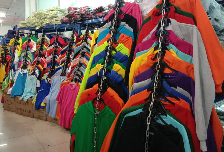 柳州哪里有定做工作服服装店款式图3